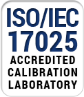 ISO 17025 Accredited Calibration Laboratory