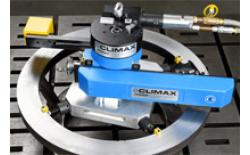 climax field machining equipment